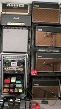 Guitar amps and effects